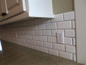 Installing Tile Backsplash Kitchen Ceramic Subway Tile 3 Pro Installation Secrets Diytileguy