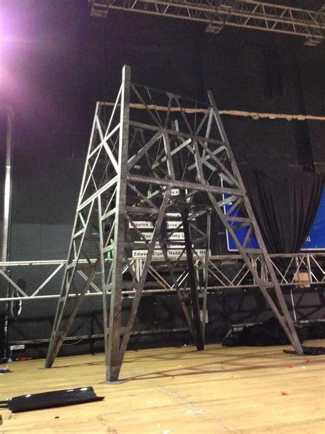 secondhand prop shop theatre props ft radio mast