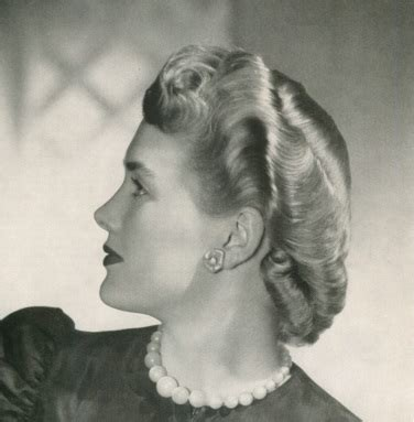 1940s Evening Hairstyles by 1940s Hairstyles History Of S Hairstyles