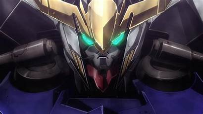 Gundam Orphans Blooded Iron Suit Mobile Anime