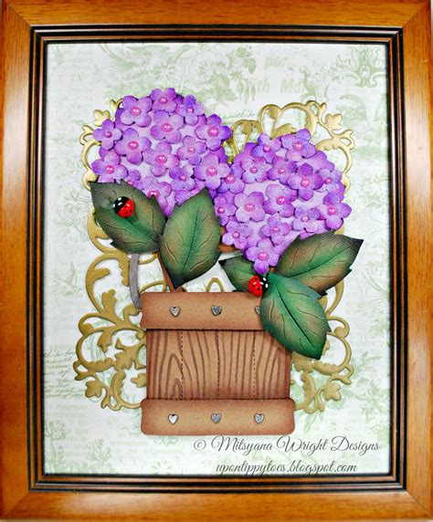 Buy the best and latest hydrangea wall decor on banggood.com offer the quality hydrangea wall decor on sale with worldwide free shipping. Up On Tippy Toes: hydrangea wall decor