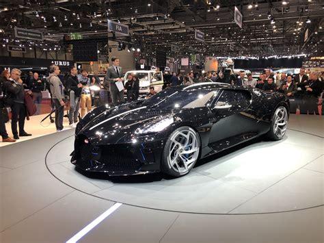 Bugatti la voiture noire engine. Bugatti La Voiture Noire Geneva Pictures Gallery and Quick ...