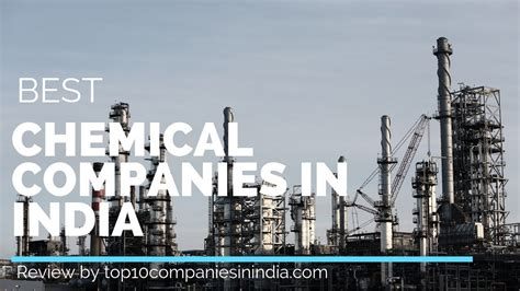 top  chemical companies  india    youtube