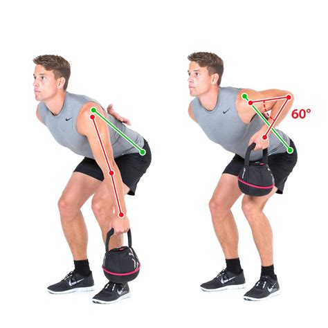 bent rowing kettlebell exercise exercises bicep arm arms biceps press rotate chest training leg gymbox