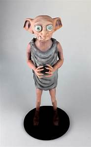Dobby The House Elf Harry Potter 3D Printed Htxtafrica