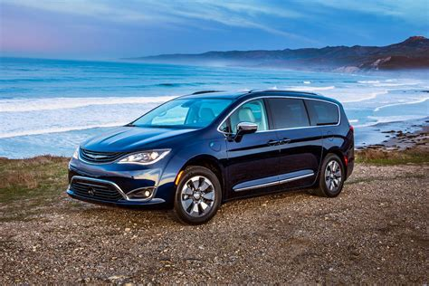 2018 Chrysler Pacifica Hybrid Pricing  For Sale Edmunds
