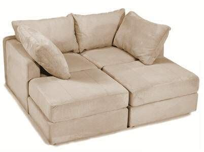 Used Lovesac Sactional by Lovesac Sofa