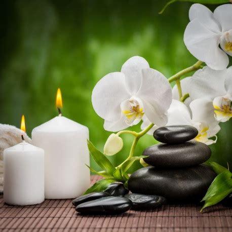 sticker bougie zen etiquette autocollant
