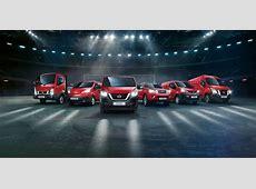 Commercial Vehicles, Vans & Trucks Nissan