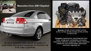 Manual De Taller Civic 2001 Espa U00f1ol Mediafire
