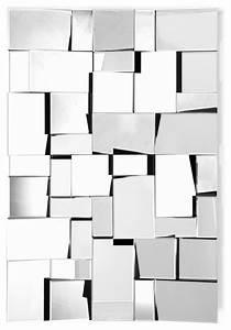Miroirs Design Contemporain : miroir contemporain design ~ Teatrodelosmanantiales.com Idées de Décoration