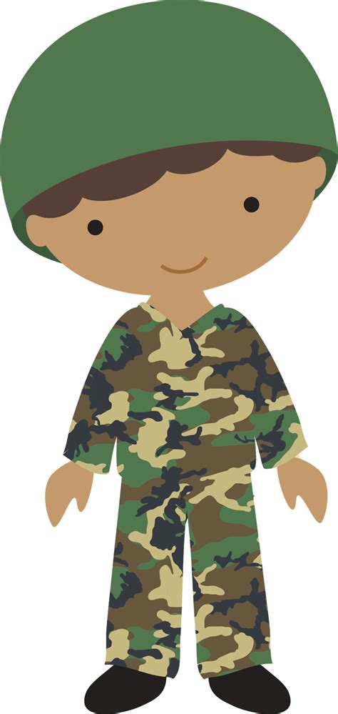 Army Clipart Soldiers Clipart Pencil And In Color Soldiers