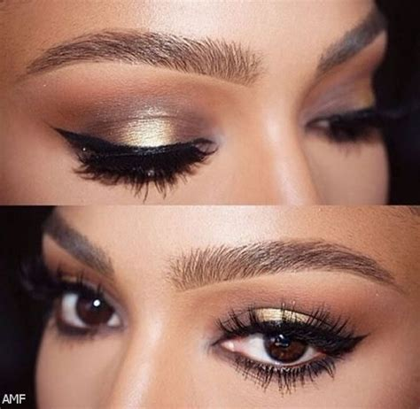 prom makeup  brown eyes  pink dress makeup vidalondon