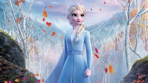wallpaper frozen  queen elsa walt disney animation