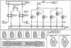 Need 2001 Fuel Injection Wiring Diagram 3 0 L Tribute Mazda  I Need To Make Sure Wires Did Not