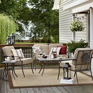 Garden Oasis Brookston 4 pc. Seating Set