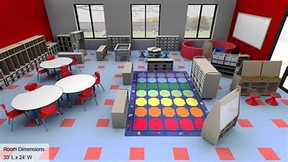 Classroom Hub Spoke Preschool Learning Outfitters