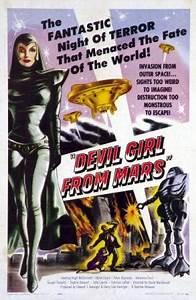 Devil Girl from Mars (1954) - FilmAffinity
