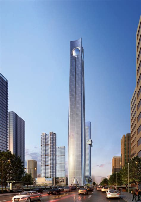 The 10 Tallest Skyscrapers Of The Future