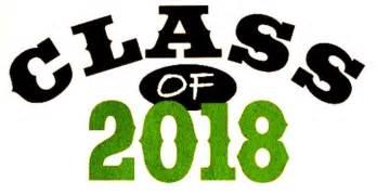 high school senior shirts la crosse usd 395 class of 2018