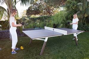 Woolsey Outdoor Ping Pong Table Gadget Flow