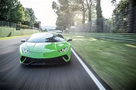 Lamborghini Huracan Performante Review  Pictures Evo