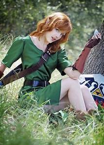 Cosplay: Lady Link Makes Me Feel A Tingle In My Triforce ...