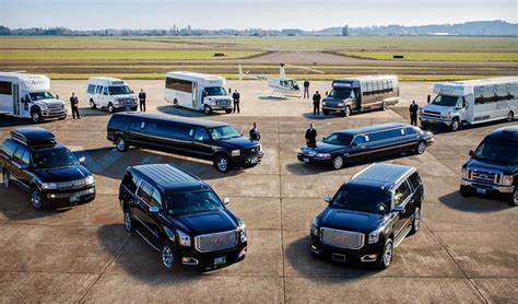 Limousine Services In My Area by Bend Limo Service Rentals