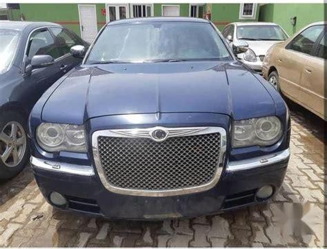 Chrysler 300C 2006 Blue for sale