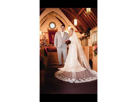 Used Custom Made Veil, $300  Bridal Accessories Lincoln