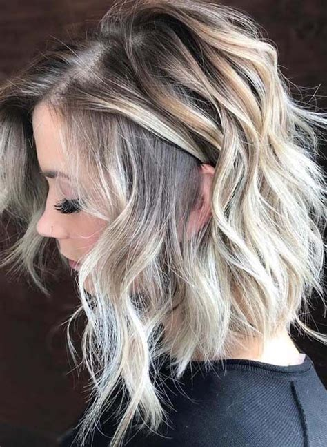 gorgeous rooted baby blonde hair color ideas