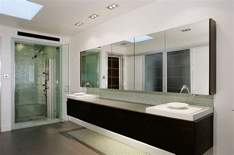 accessible bathroom designs looking mirrored medicine cabinet in bathroom