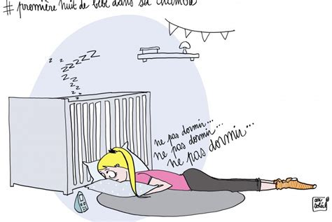 quand faire dormir bébé dans sa chambre quand bébé dormira la première fois seul dans sa chambre