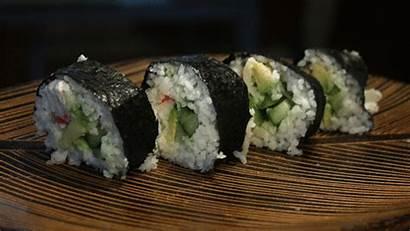 Sushi Roll California Recipe Fish Eat Moist
