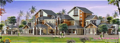 luxury house plans luxury floor plan home kerala plans