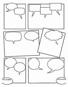 pinterest o the worlds catalog of ideas With printable blank comic strip template for kids