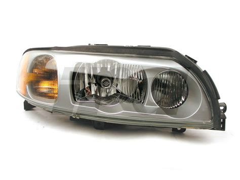 volvo headlamp turn signal assembly bi xenon