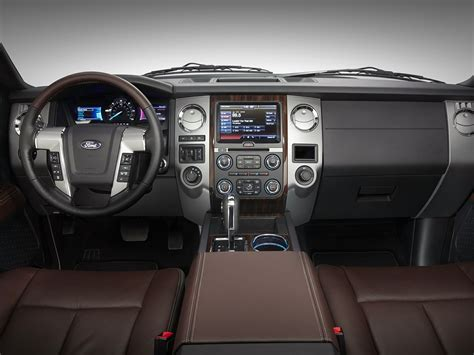 ford expedition interior 2016 ford expedition el price photos reviews features