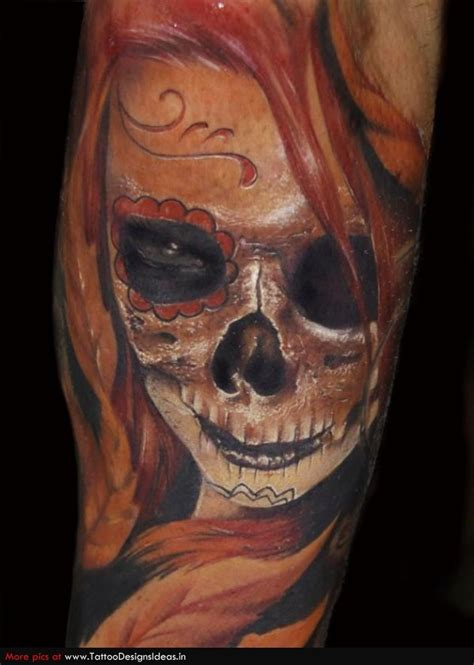 skull tattoos page