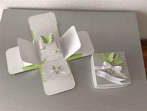 Box Selber Basteln : herz butterflycards ~ Lizthompson.info Haus und Dekorationen