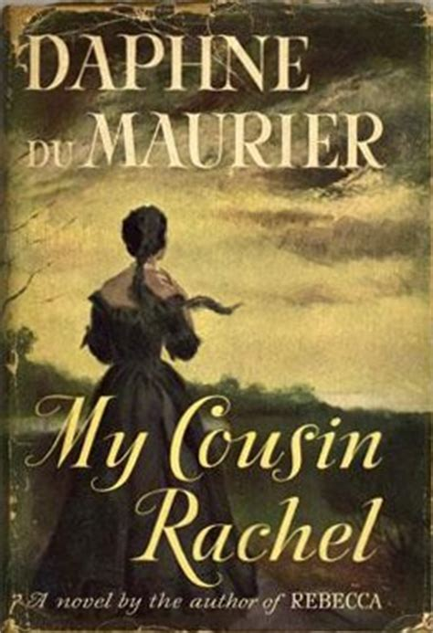 Image result for images cover my cousin rachel book