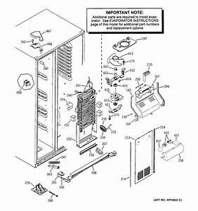 Ge Refrigerator Compressor Wiring Diagram