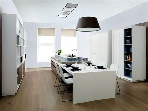 kitchen island with table extension modern kitchen furniture by gamadeco high quality from