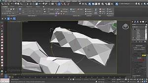 Folding 03: Folding based on 3d objects in 3ds max - YouTube