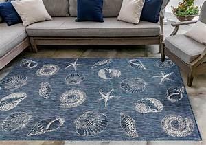 navagio navy indoor outdoor rug 8 x 10