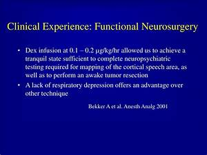 ppt intraoperative use of a 2 agonists in With how to get clinical experience