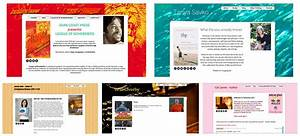Authorlicious wordpress template preview page 30 day books for Wordpress templates for authors