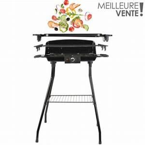Plancha électrique Sur Pied : barbecue plancha vos achats sur boulanger ~ Dailycaller-alerts.com Idées de Décoration