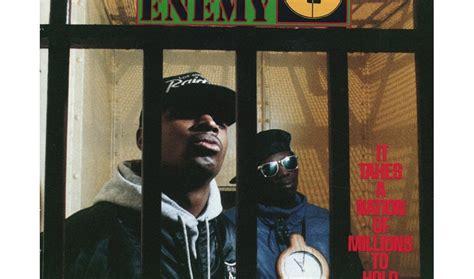 released   public enemys album  takes  nation