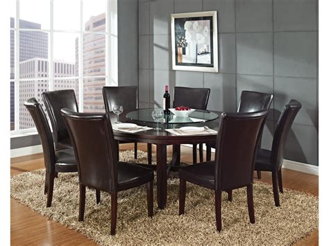 steve silver dining room hartford  dining table
